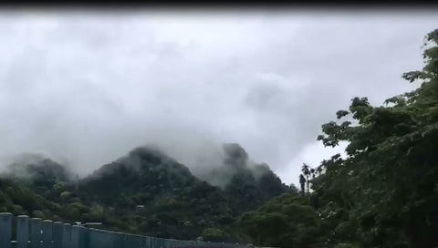 Taiwanese Mountains