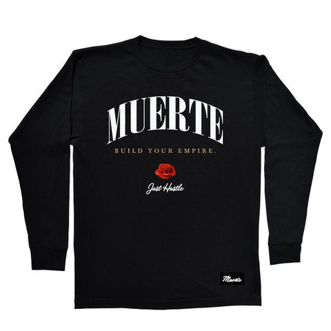 Muerte Build Your Empire Long Sleeve