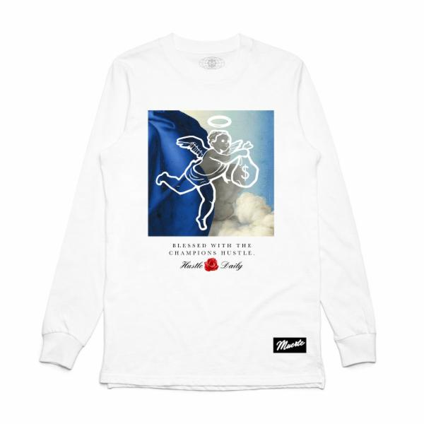 Angel Clouds Long Sleeve