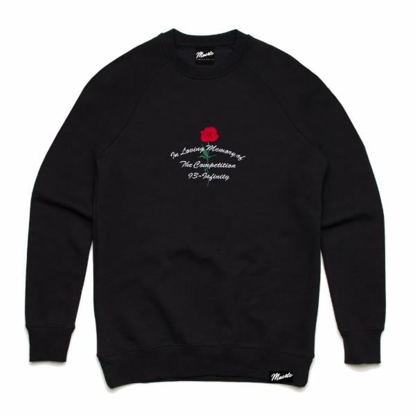In Loving Memory of the Competion - Crewneck