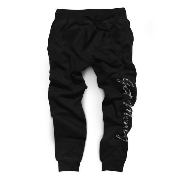 Get Money Rhinestone Jogger