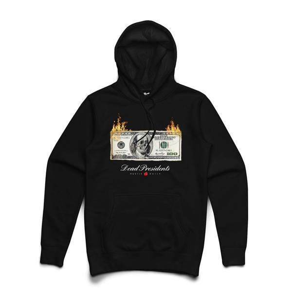 Dead Money Hoodie Big and Tall