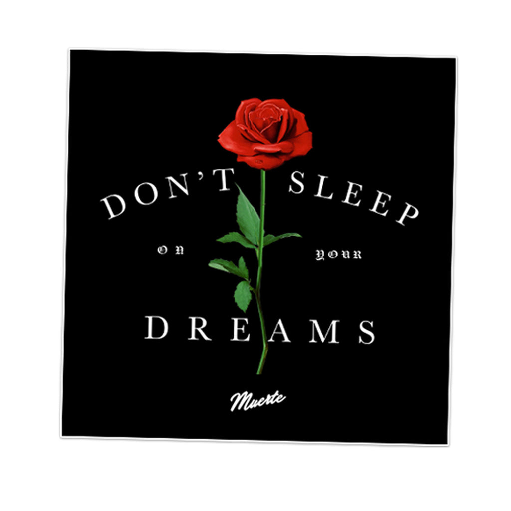 Don't Sleep On Dreams Stickers
