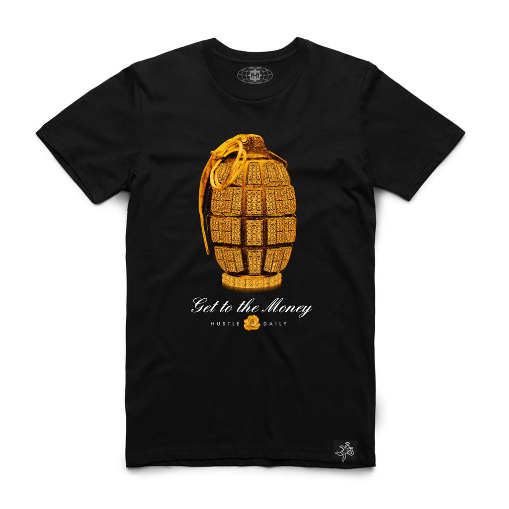 AJ3 LZR Gold Grenade - Big and Tall