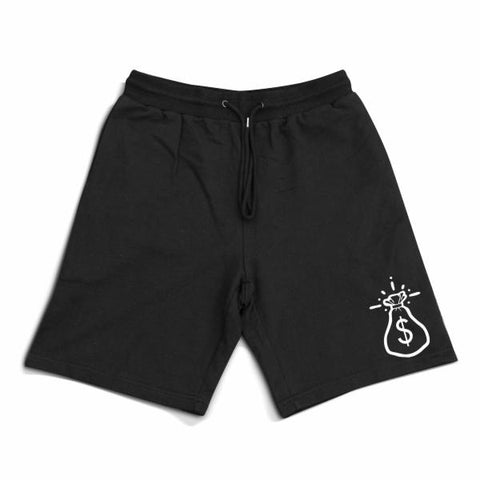 Money Bag Logo Shorts
