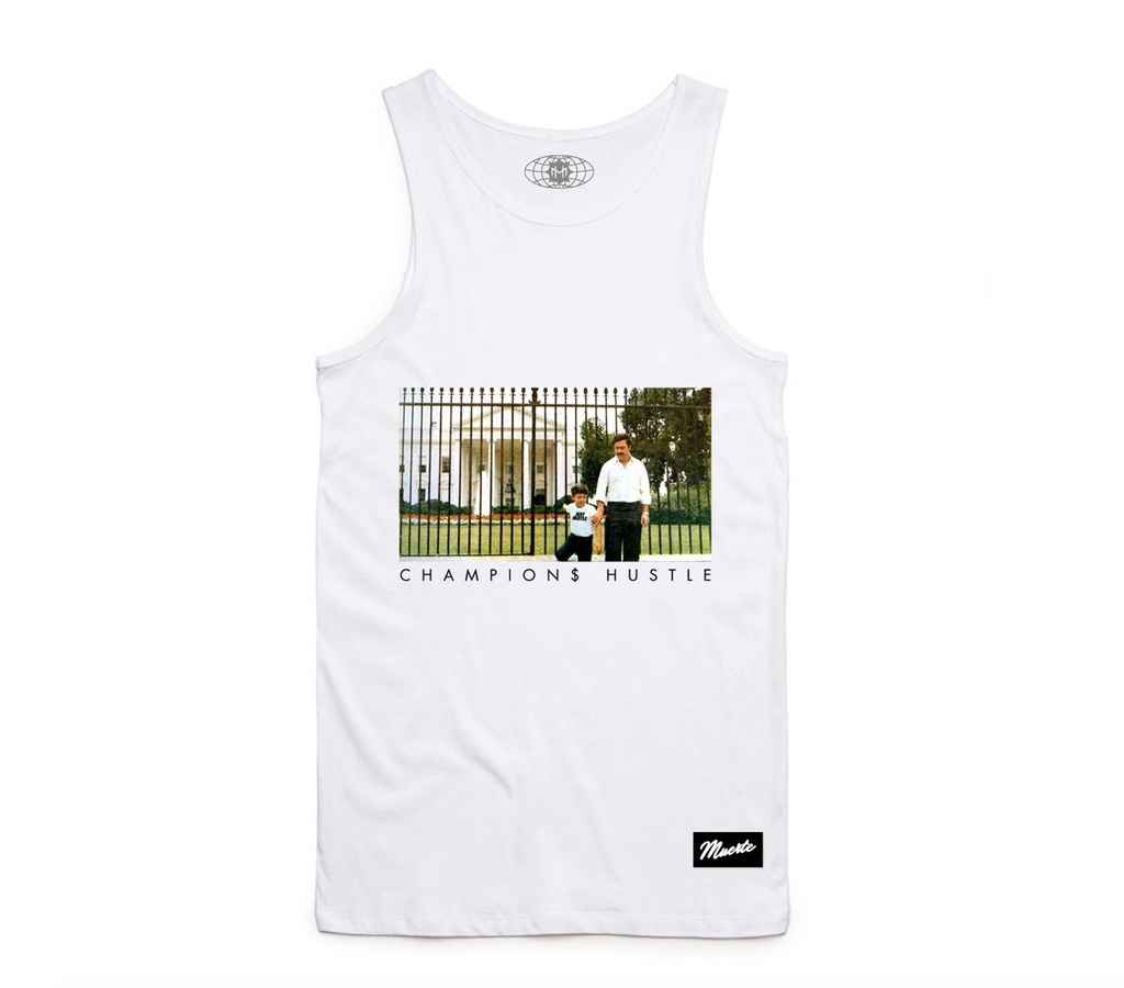 Pablo Champion Hustle Tank