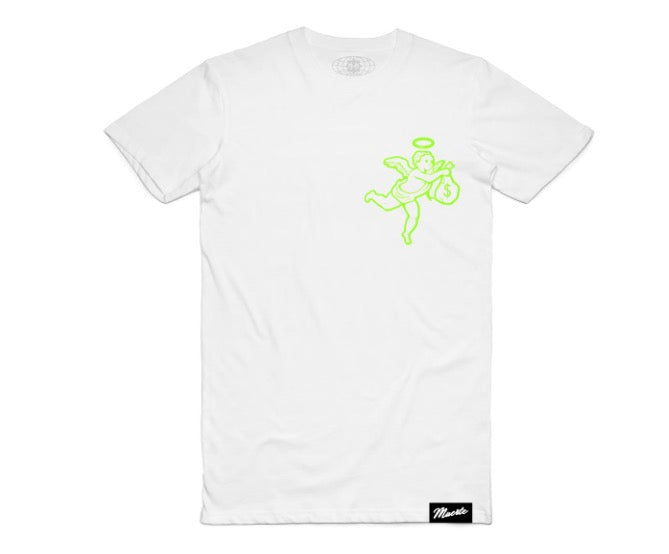 NEON Angel Logo Tee