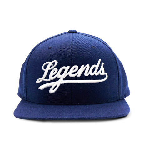Legends Snapback - Navy