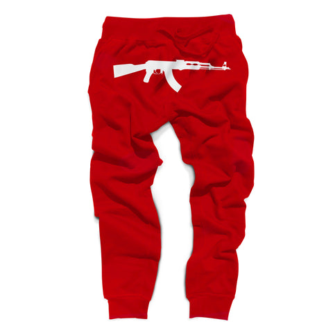 AK Classic Joggers Red