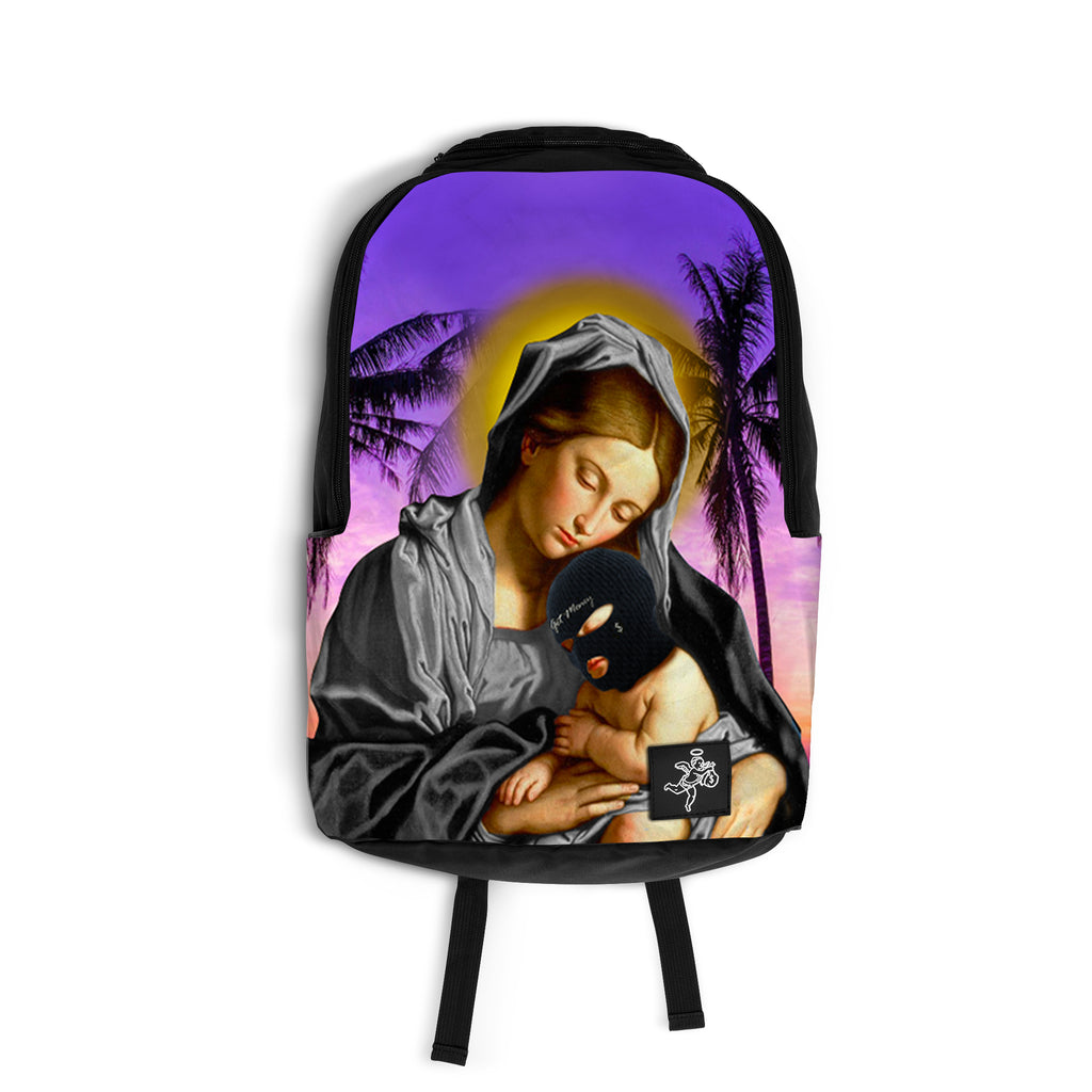 Sunset Born For Greatness Backpack