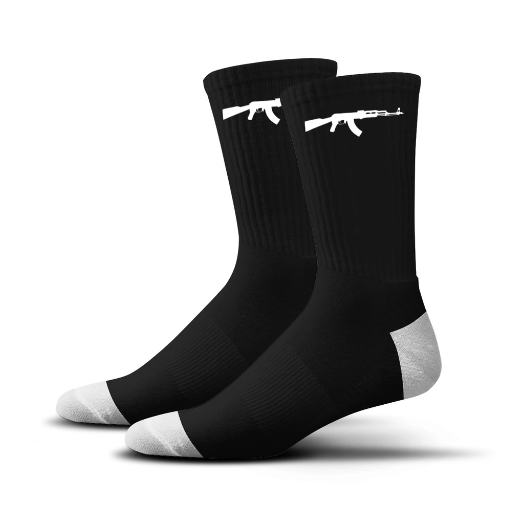 AK Socks (Black)
