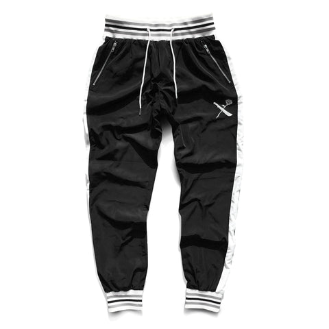 AK Survival x Hustle Daily Track Pants - Black