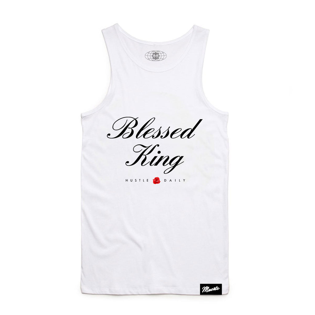 Blessed King tank top