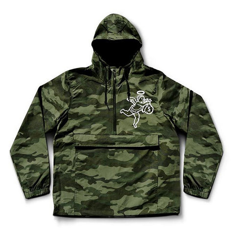 Camo Angel Anorak
