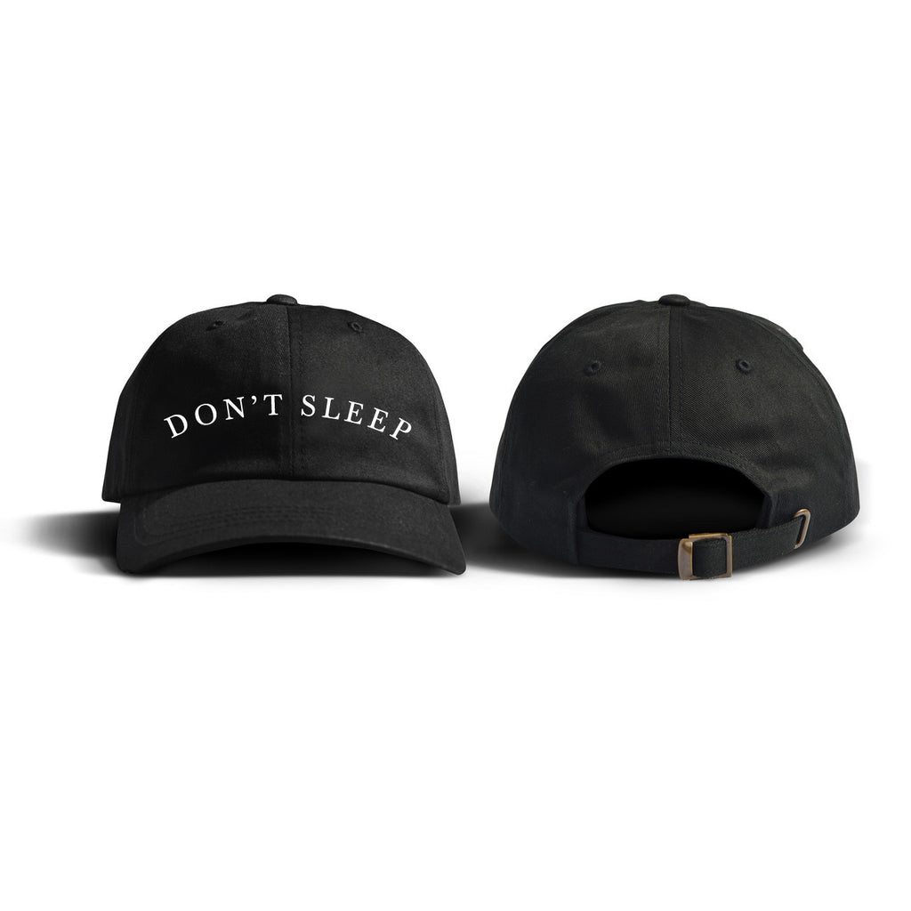 Don't Sleep Dad Hat