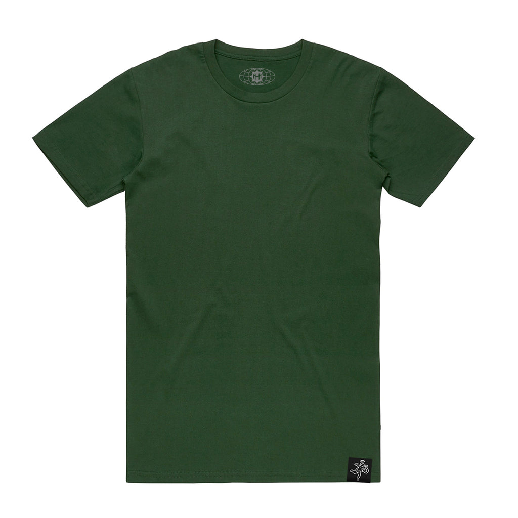 Forest Green Tee - Basic