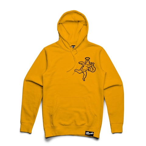 The Supplier Hoody - Gold