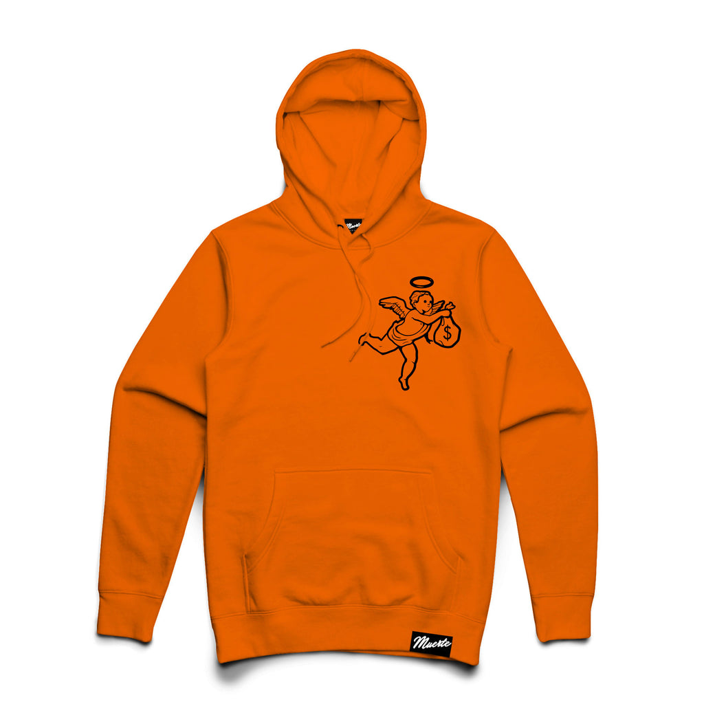 The Supplier Hoodie - Safety Orange