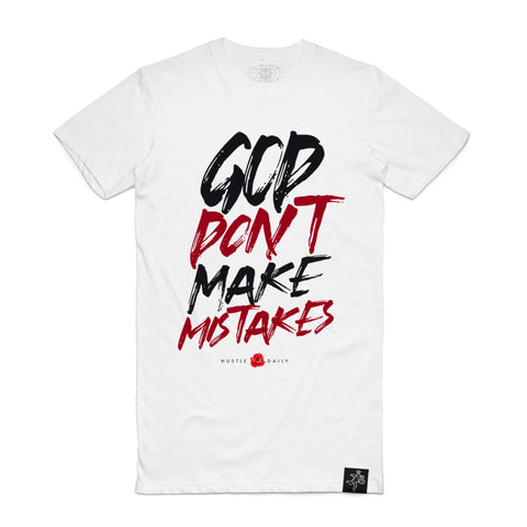 SM GOD DON'T MAKE MISTAKES