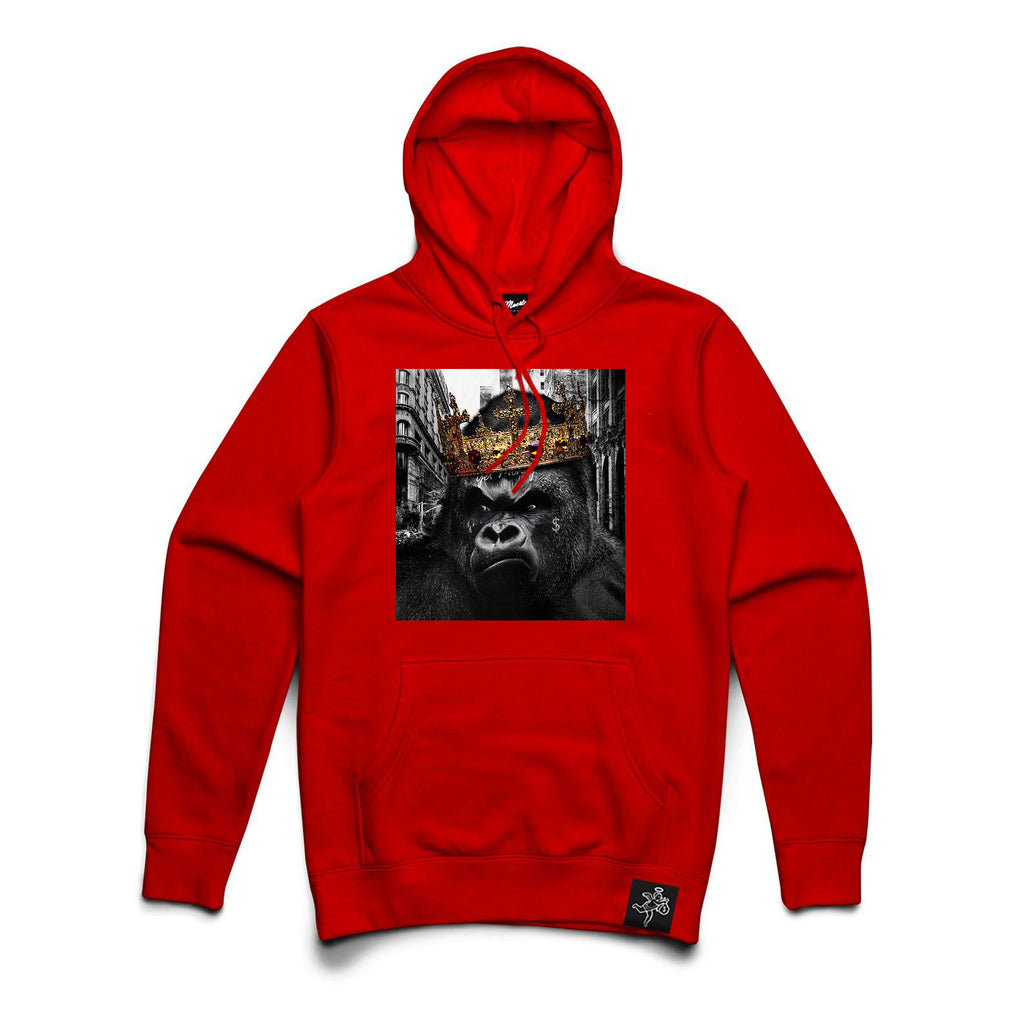 GIHYL Gorilla Hoodie Big and Tall