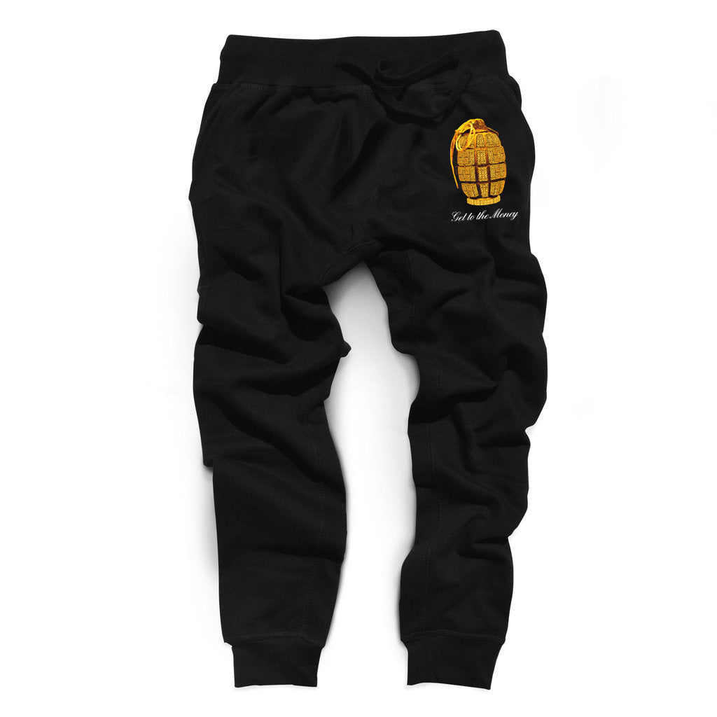 Get To The Money Grenade Joggers