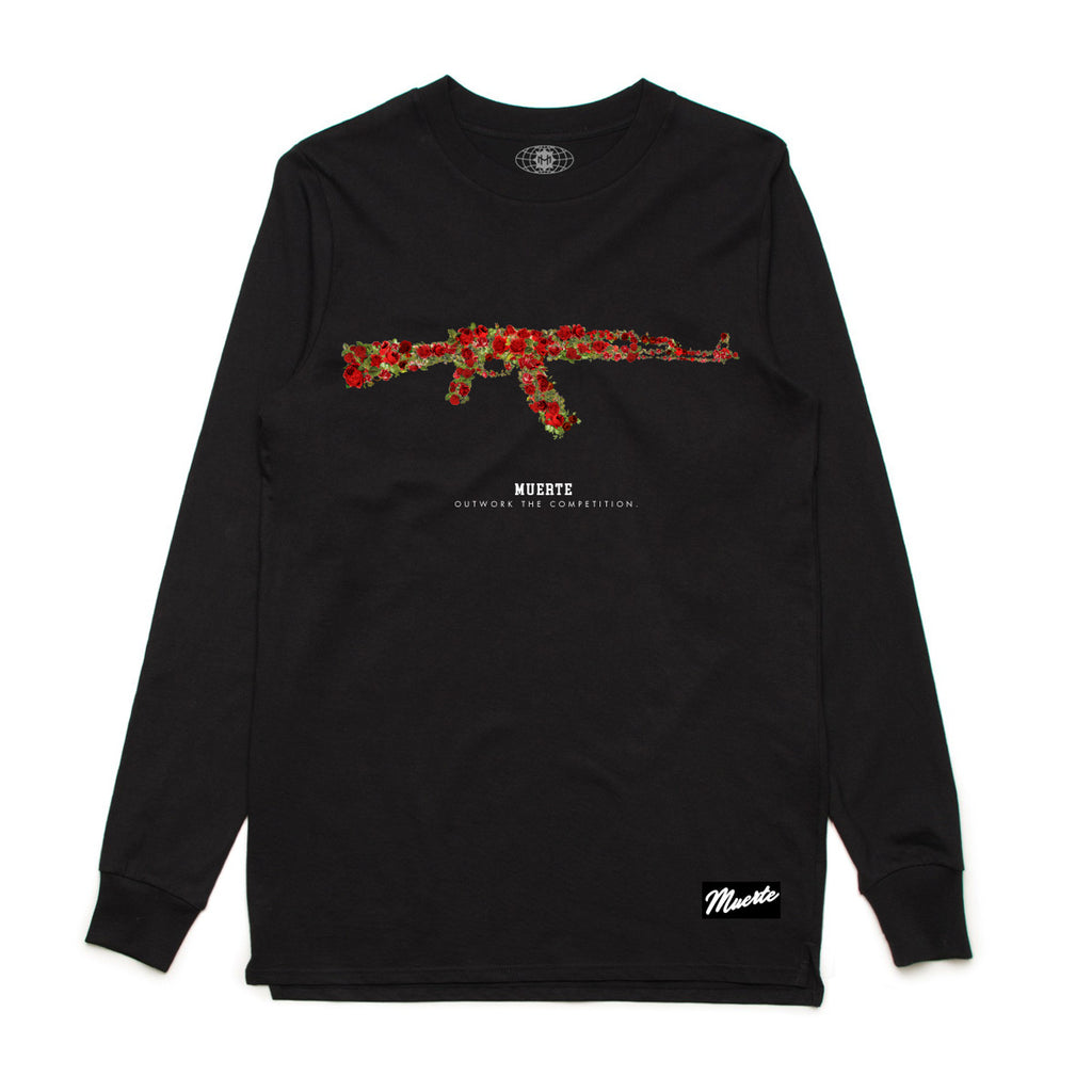 Guns and Roses Longsleeve