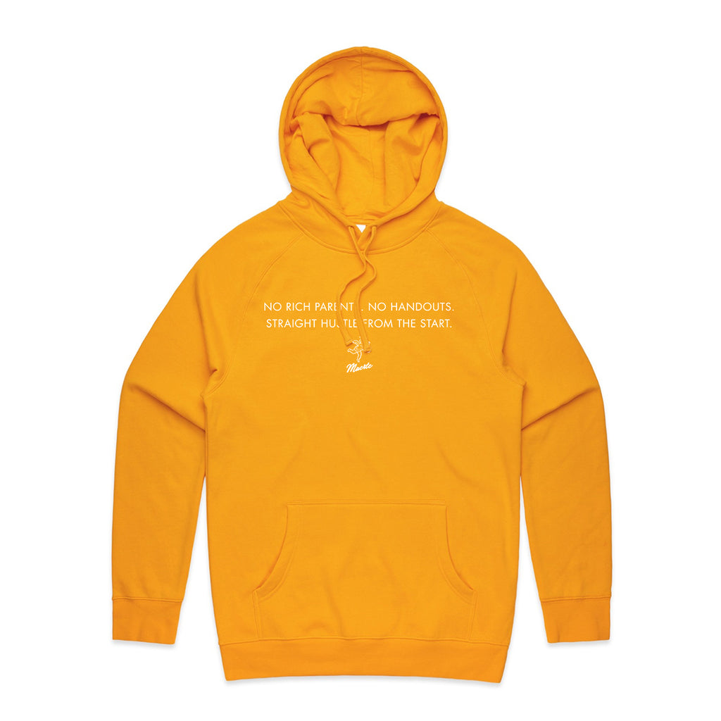 QT Straight Hustle From The Start Hoodie