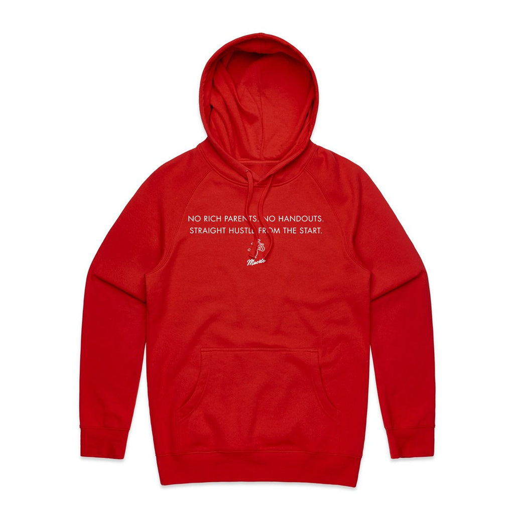QT Straight Hustle From The Start Hoodie  Big and Tall