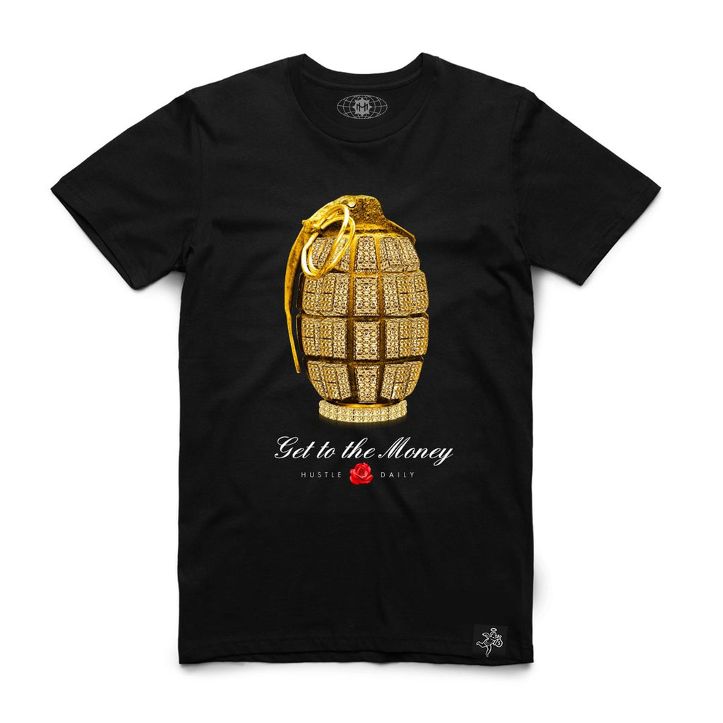 Gold Grenade HT - Black - Big and Tall