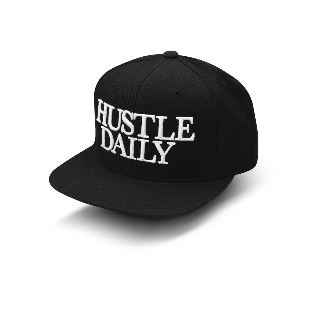 Hustle Daily Snapback