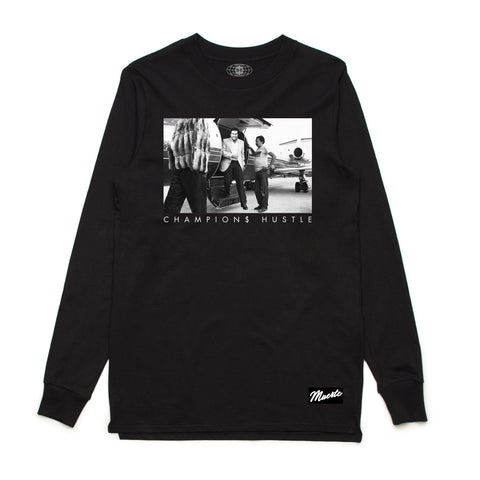 Champions Hustle Jet Long Sleeve