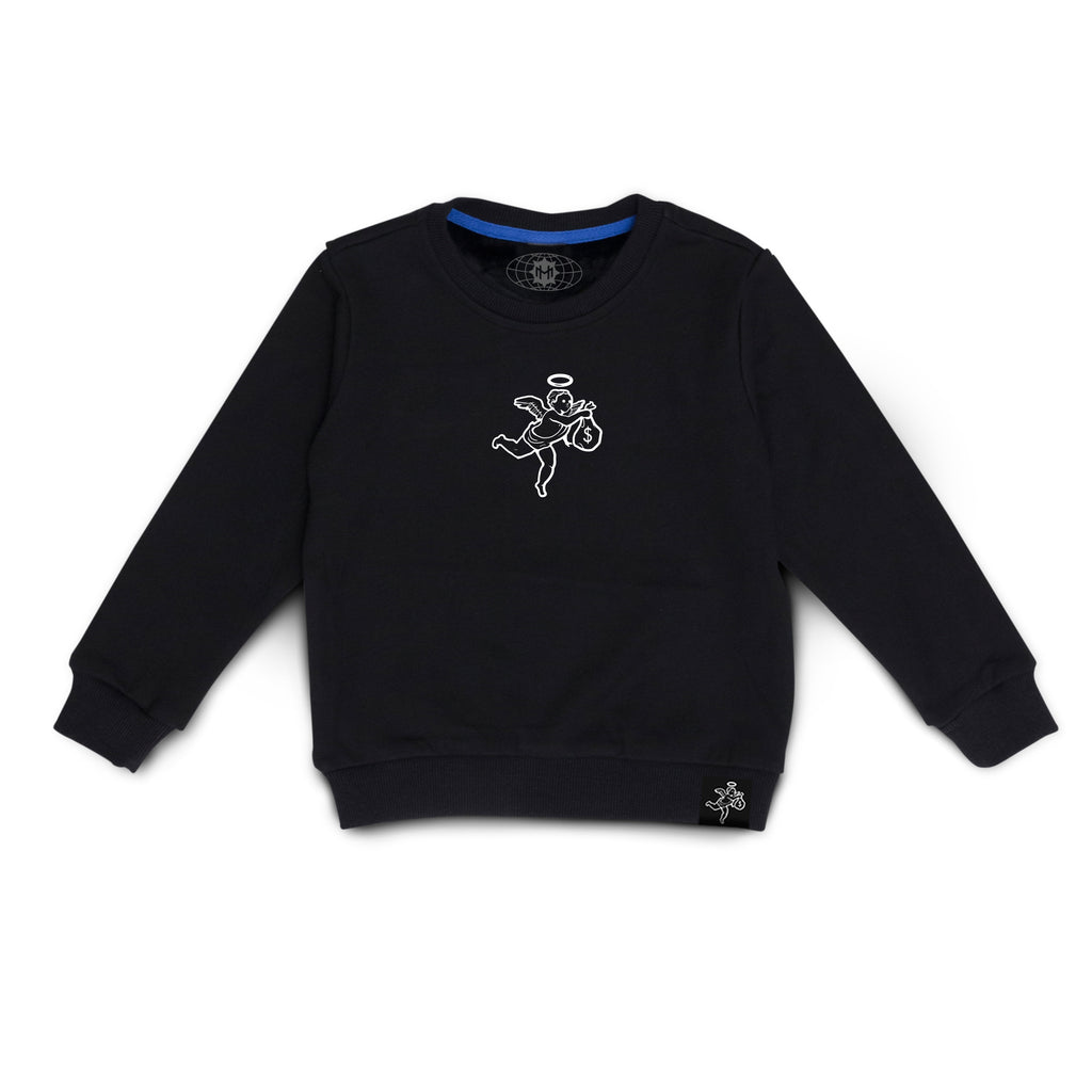 Small Angel - KIDS crewneck