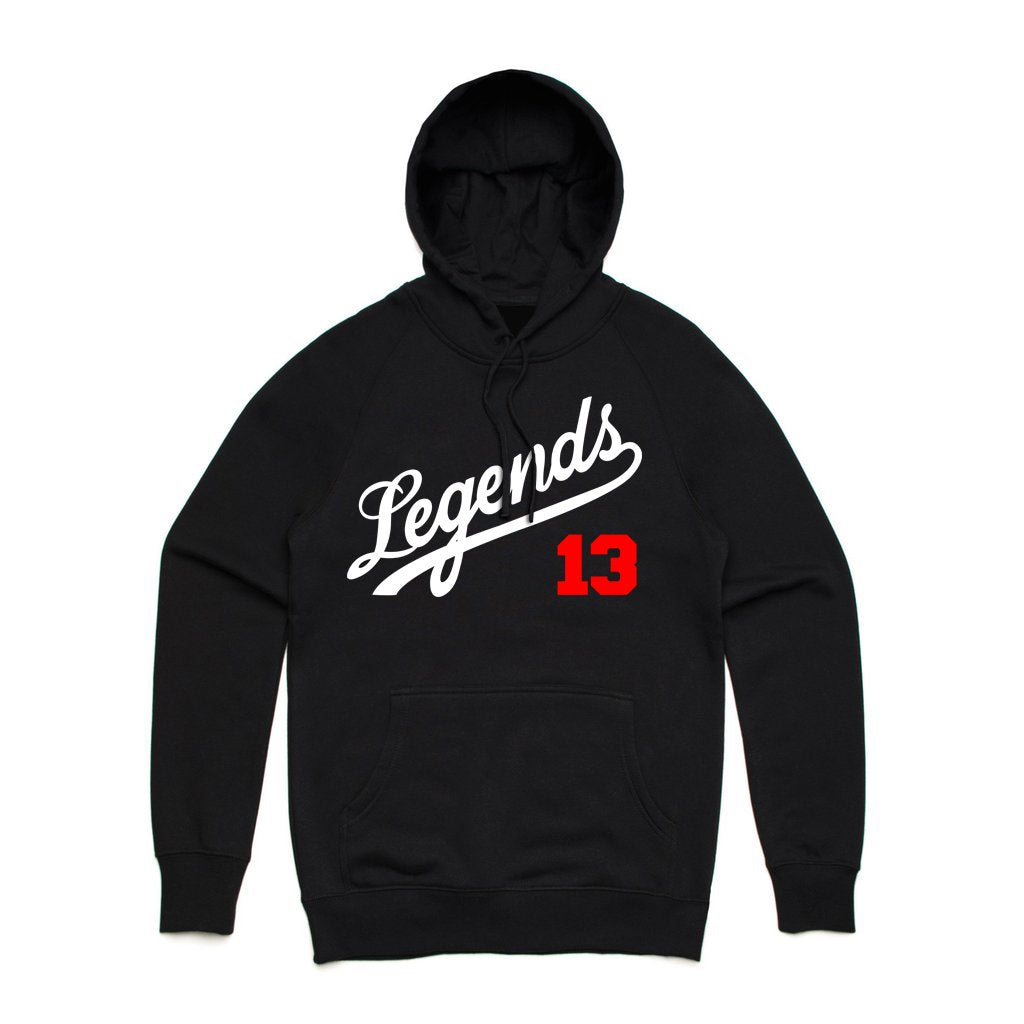 Legends 13 Hoodie Big and Tall