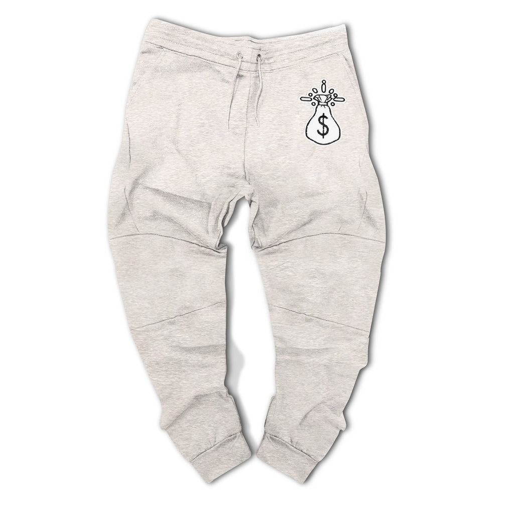 Get Money Che Patch Paneled Jogger