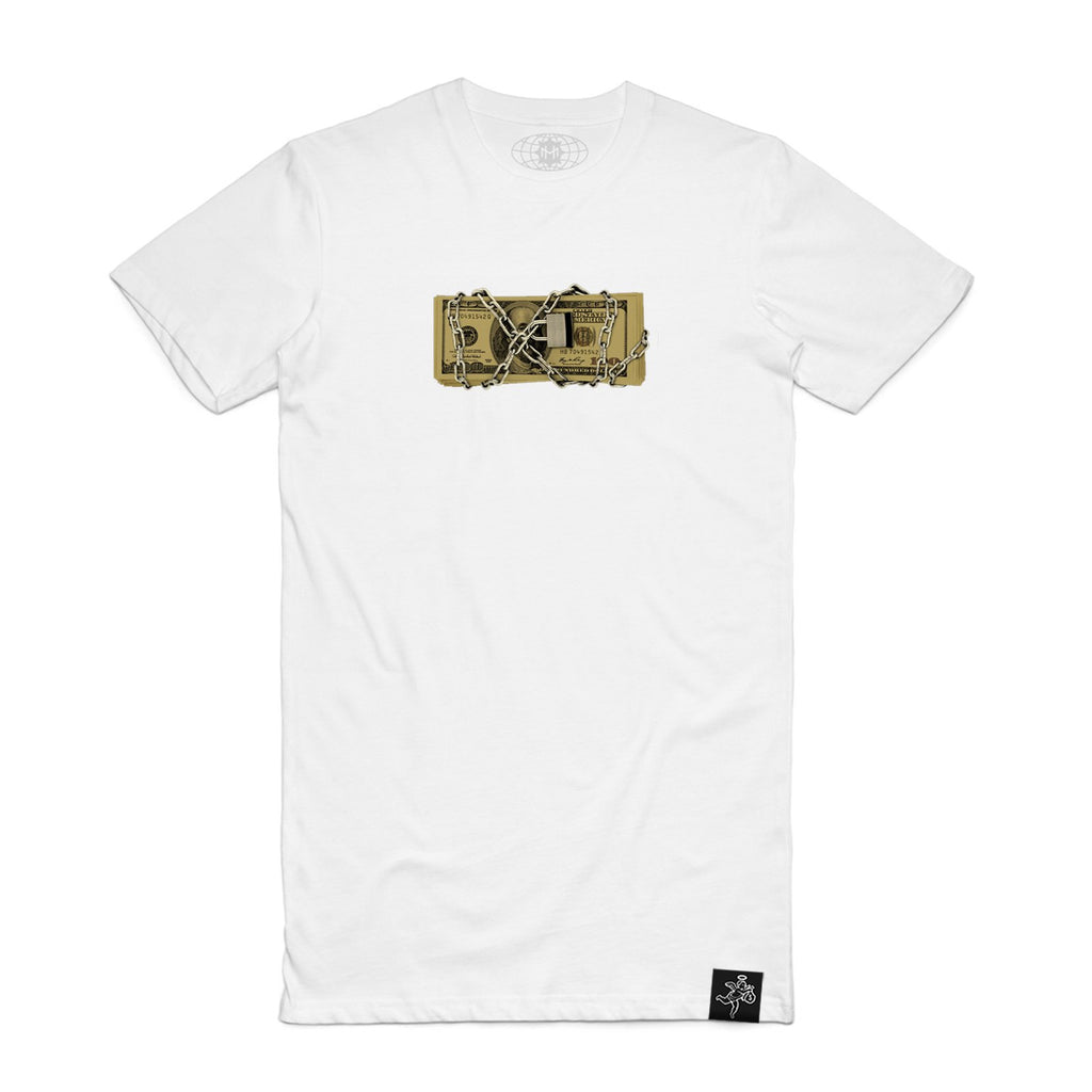 Locked Money Tee Big and Tall