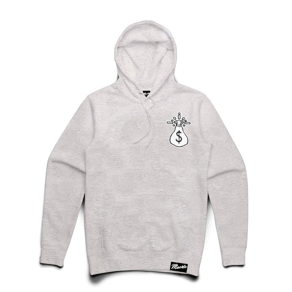Get Money Che Patch Hoodie