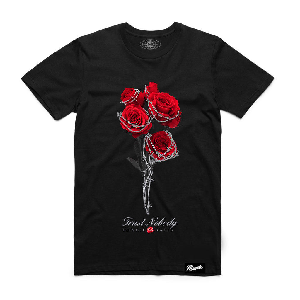 Retro 4 Bred Barbed Roses