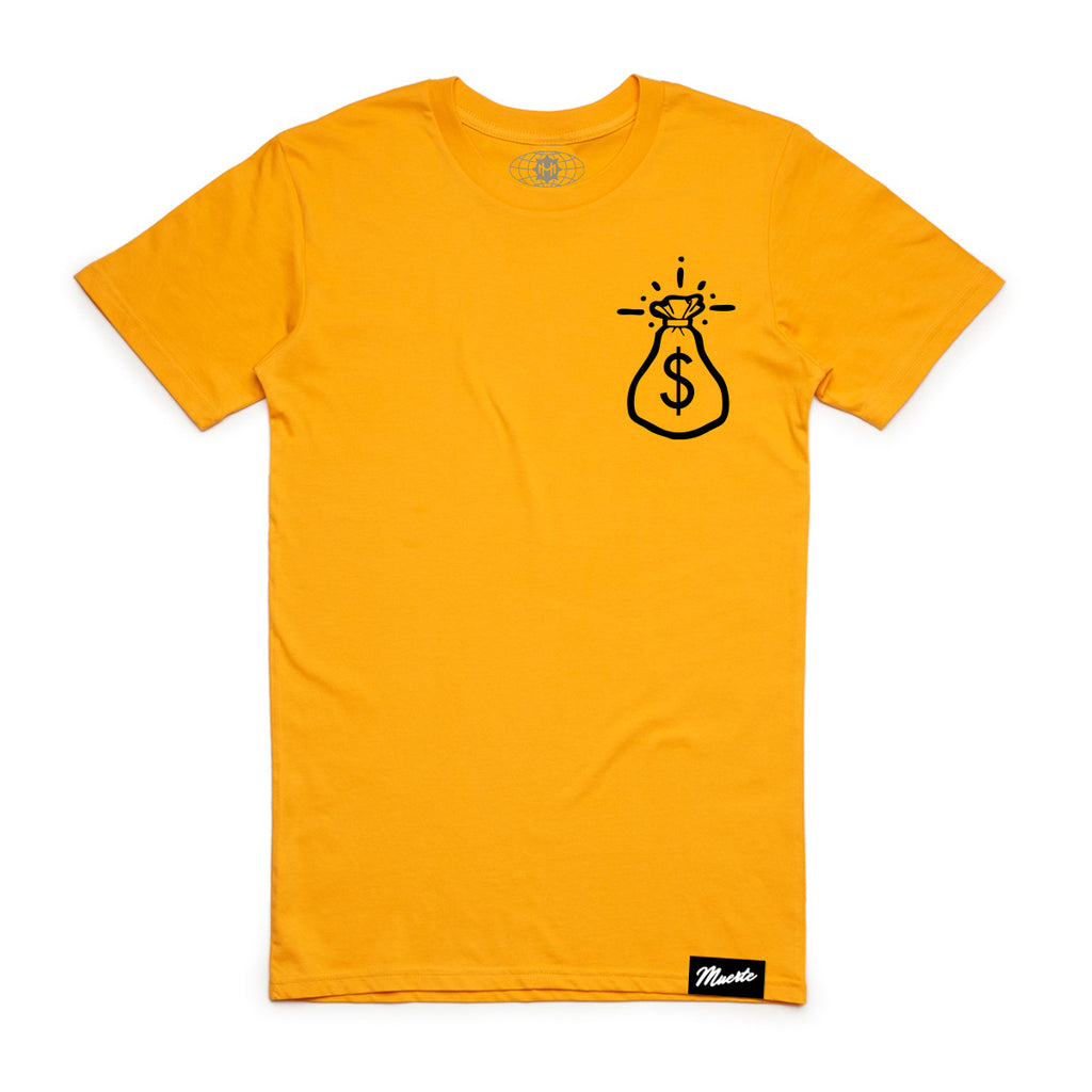 Money Bag Logo T-shirt