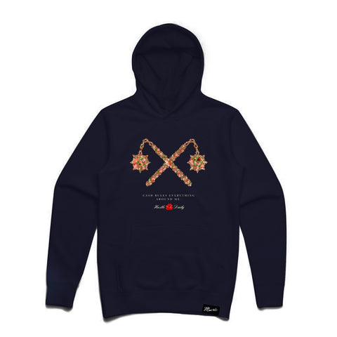 Morning Cross hoodie