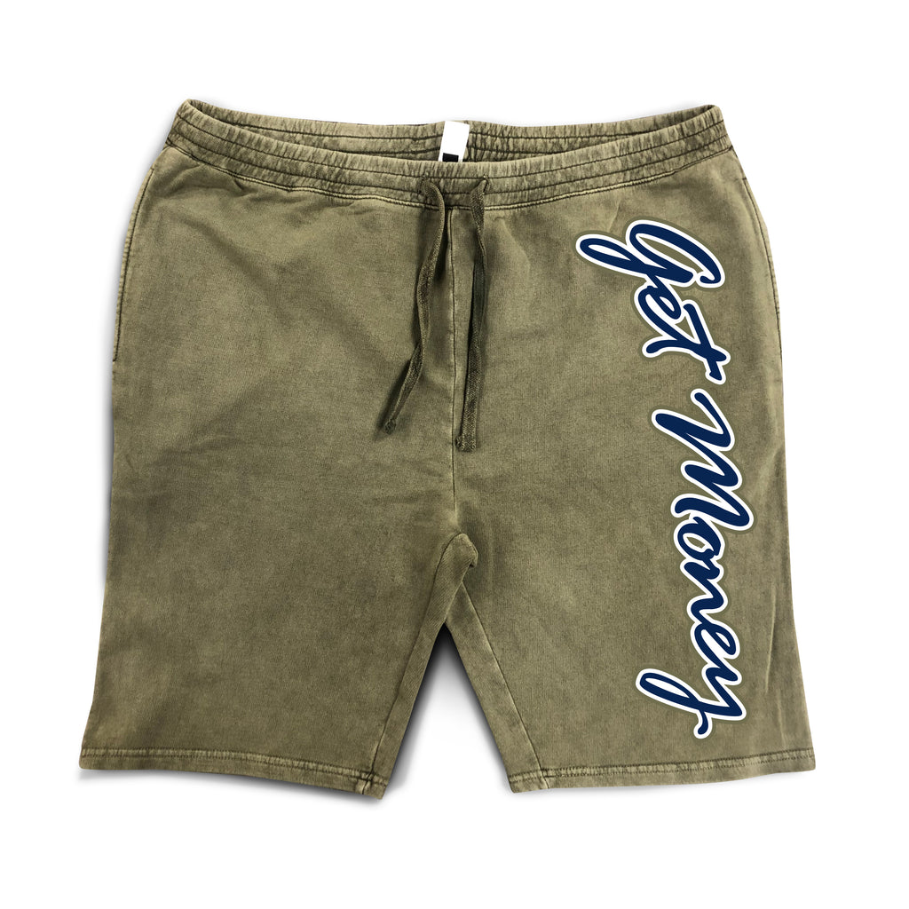 Get Money Logo Shorts