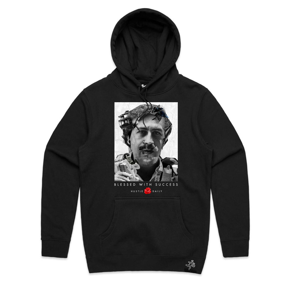 PABLO Collage Hoodie Big and Tall
