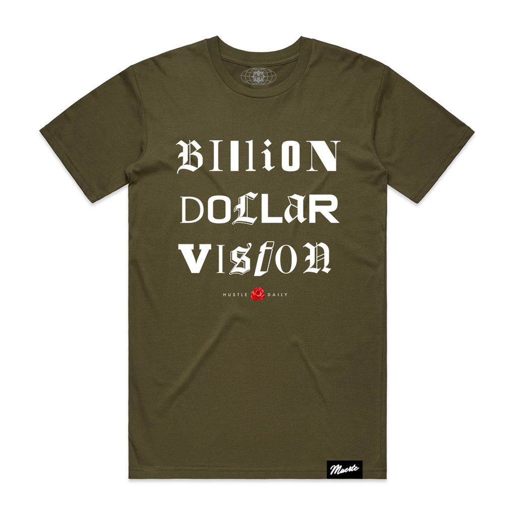 Billion Dollar Vision