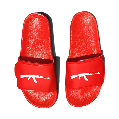 Red AK Slides