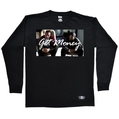 GET MONEY RICO LS Black