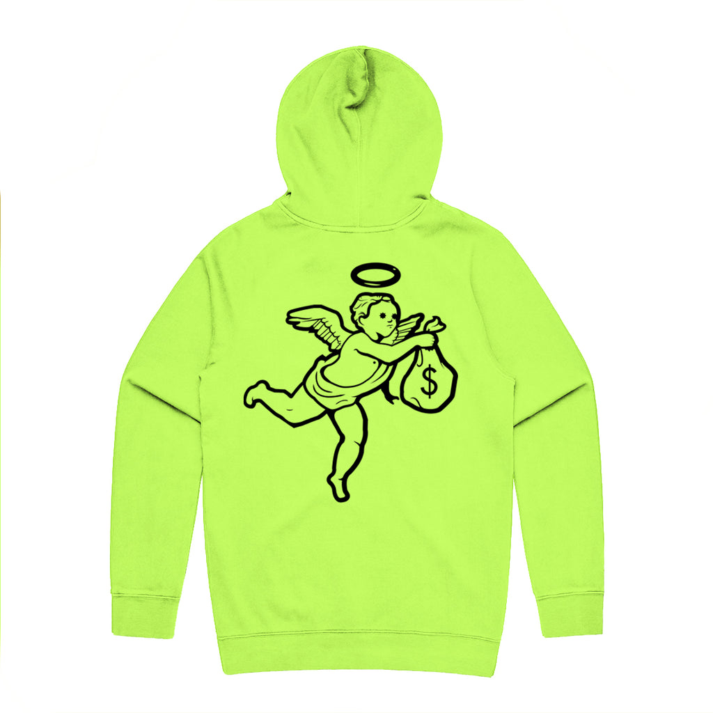 The Supplier Hoodie - Safety yellow