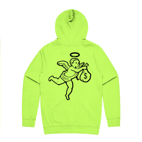 The Supplier Hoody - Safety yellow