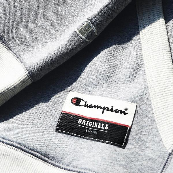 Champion AK Logo Embroidered hoodie