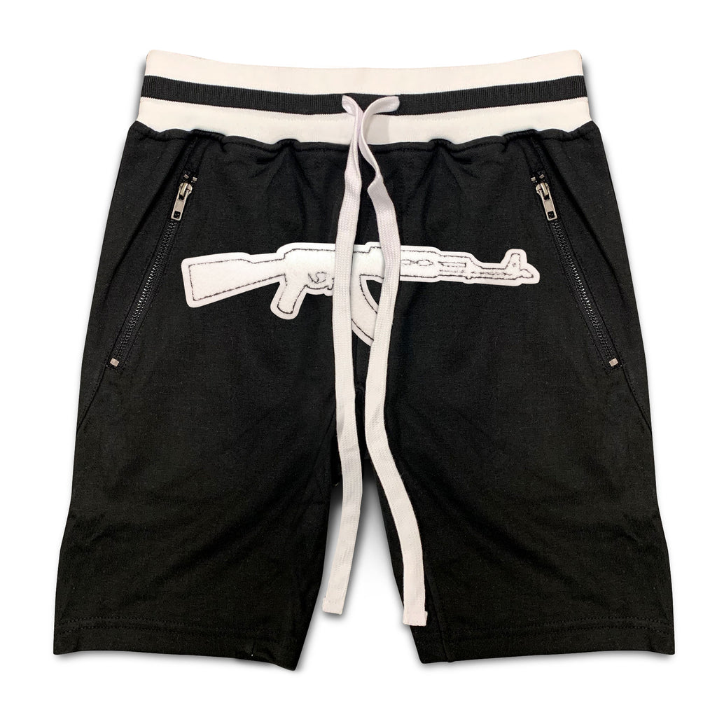 French Terry Chenille AK Shorts