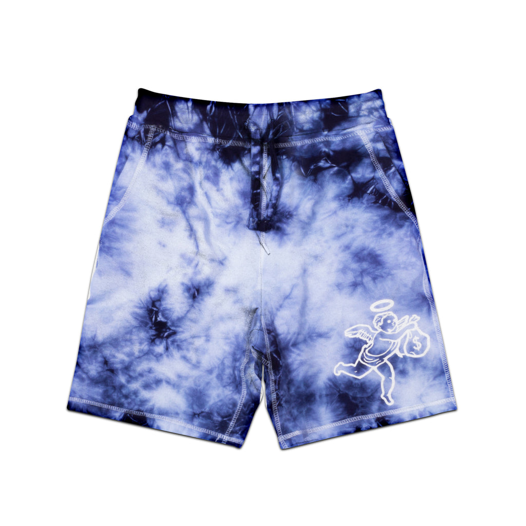 Angel Blue Crystal Shorts