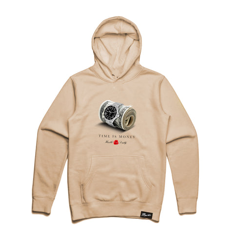 Time Is Money hoodie